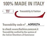 Dalle Piane Cashmere - Maxi Pullover 100% Kaschmir - für Frau, Farbe: Rot, Einheitsgröße -